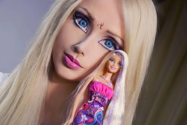 Одесская «Барби» раскритиковала некрасивых людей