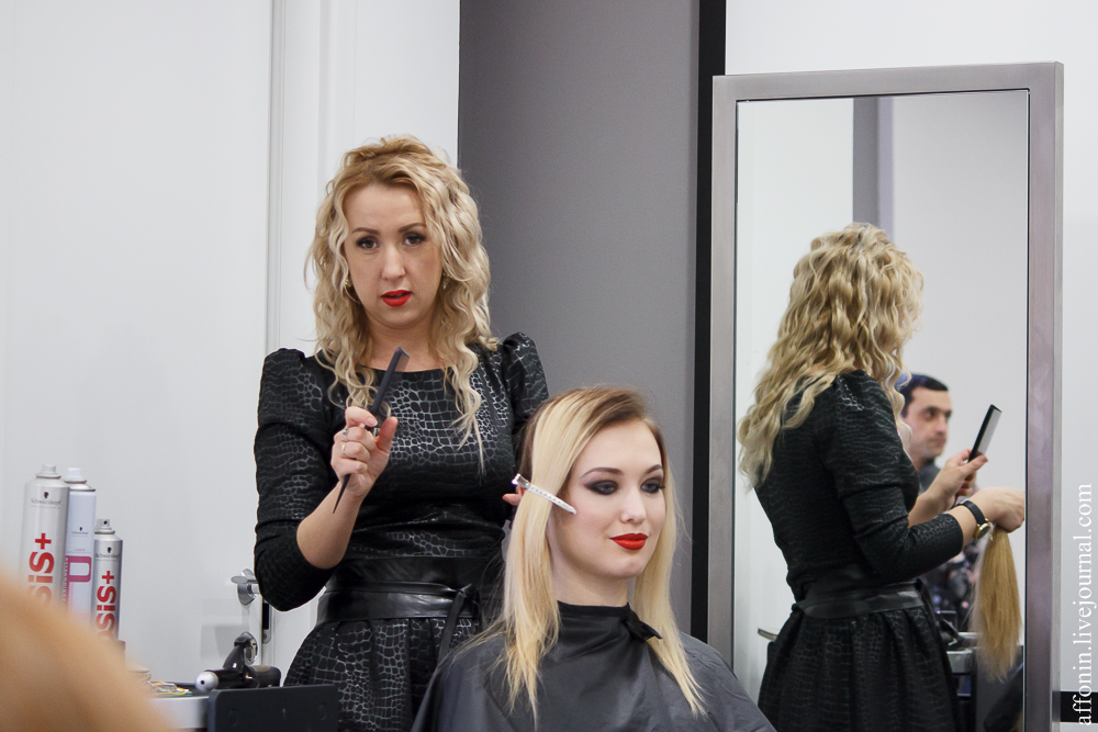 Мастер классы для парикмахеров в волгограде