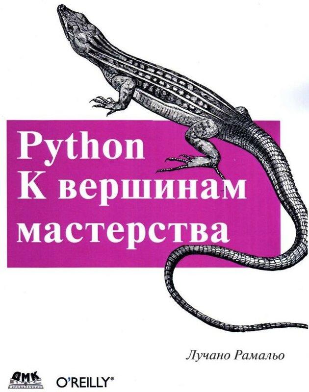 Книга - Python. К вершинам мастерства