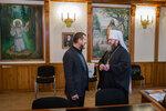 12.08 Встреча с представителями Духовного управления мусульма УР