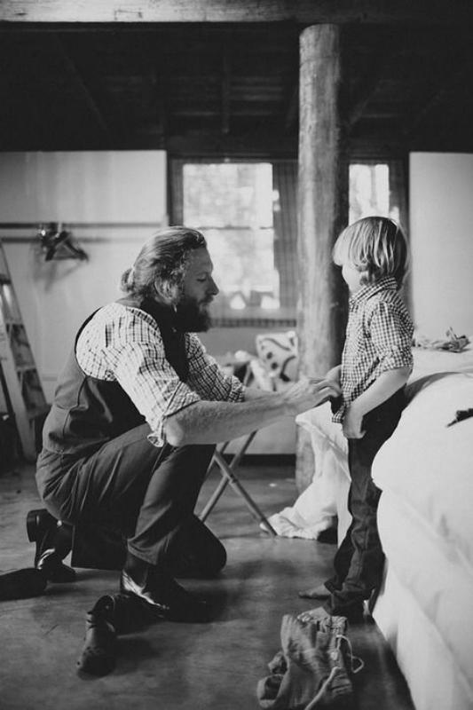 Отец и сын   20 трогательных фотографий на День отца