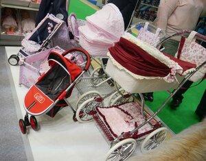 Выставка игрушек «Мир детства-2016» в Экспоцентре