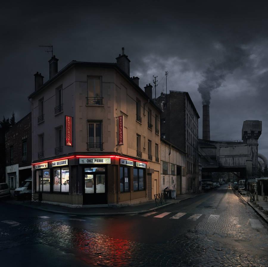 Chez Pierre. Saint-Ouen.
