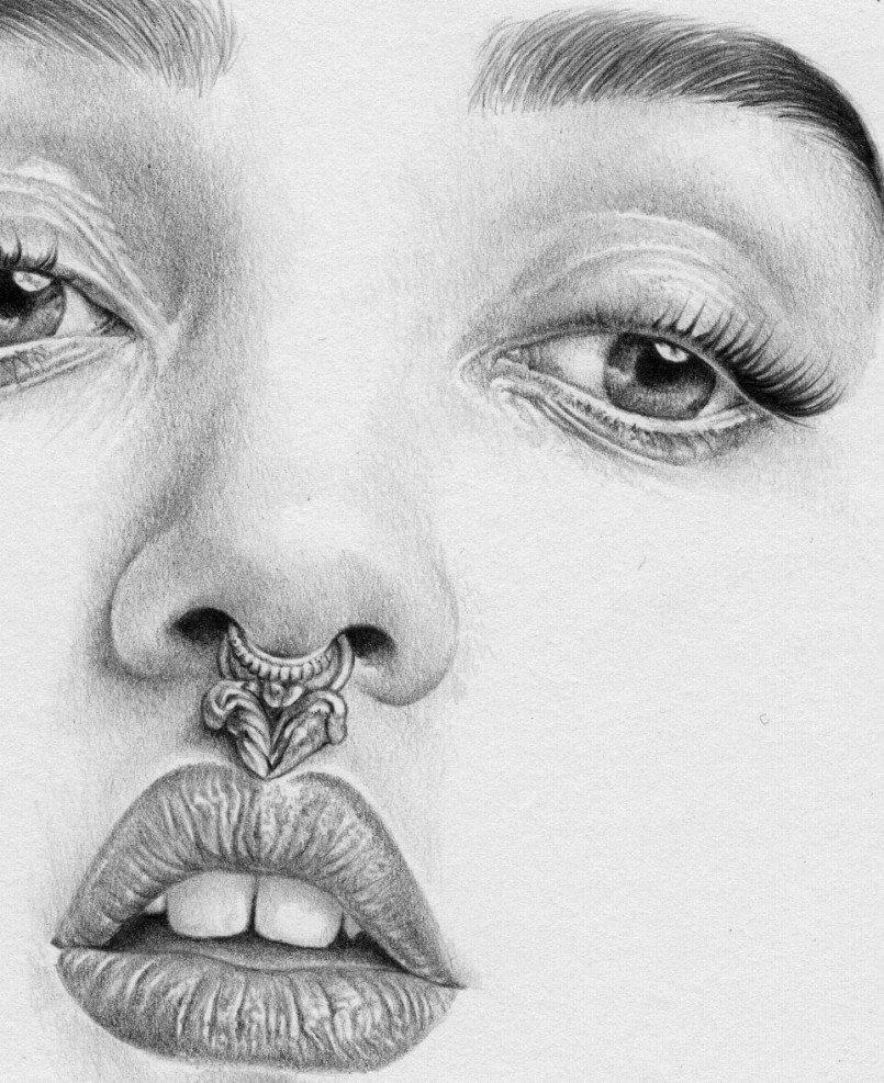 Realistic Pencil Drawings by T.S Abe