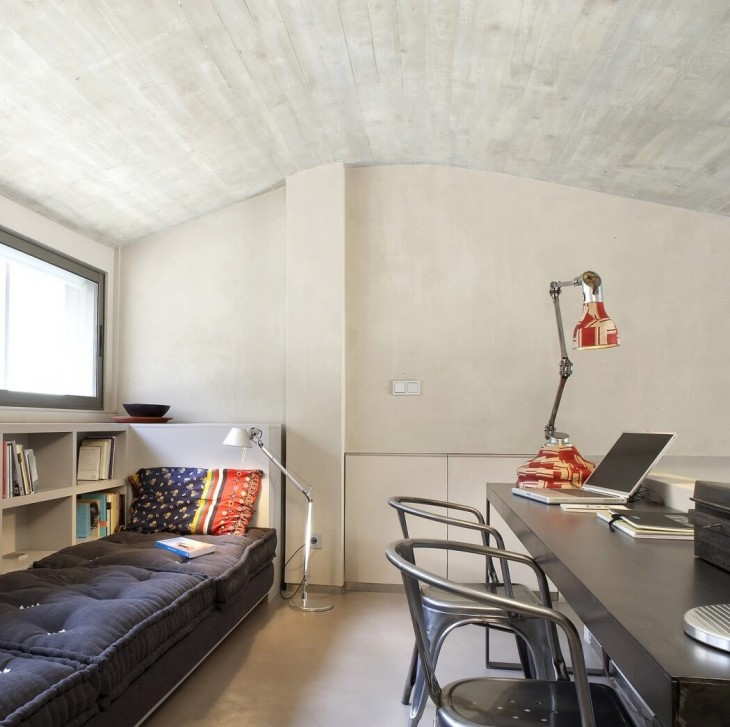 Barcelona Apartment by GCA Architects - Your Daily Architecture & Design Update