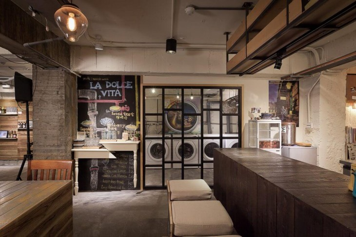Wash Coffee by Formo Design Studio