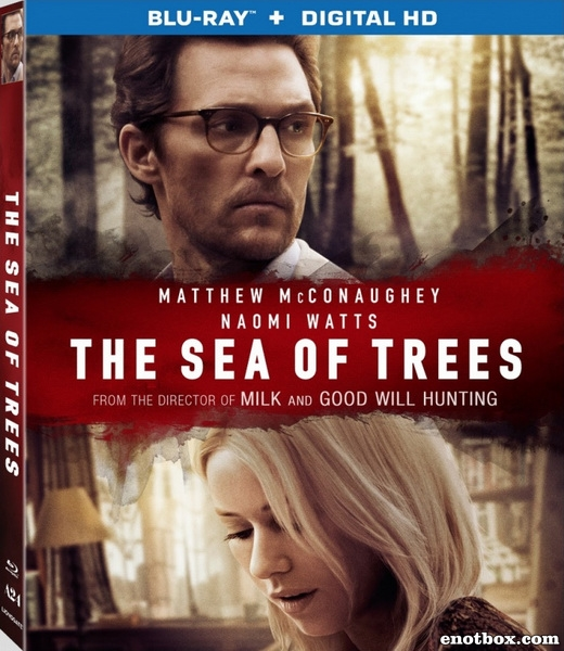Море деревьев / The Sea of Trees (2015/BDRip/HDRip)