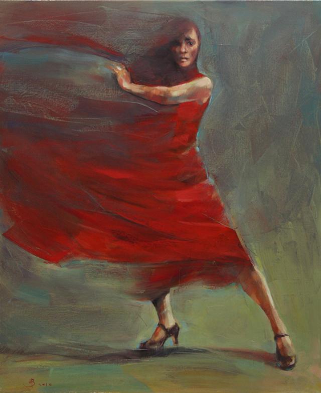 Renata Brzozowska, Painter