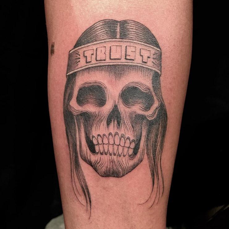 """""""Whole Glory"""": Scott Campbell tatua pessoas sem que elas vejam o que esta sendo tatuado (8 pics)"""