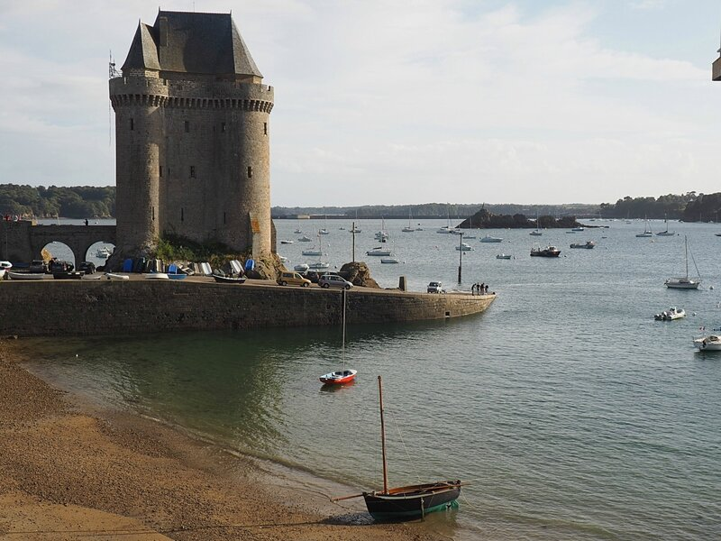 Сен-Мало – башня Солидор (Saint-Malo - Solidor Tower)