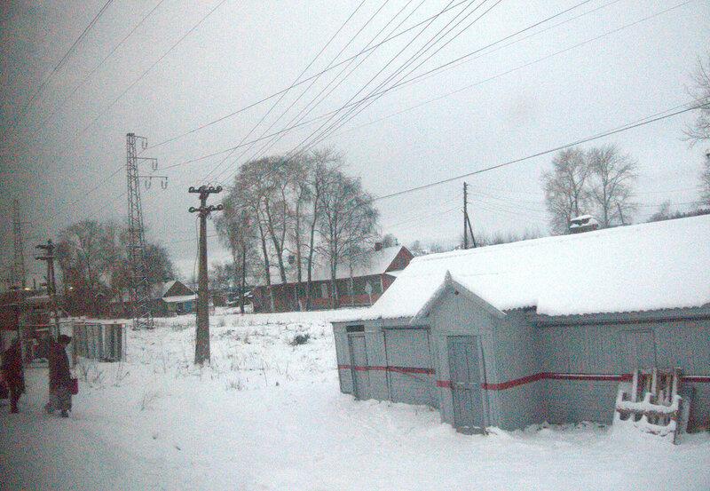 железная дорога, Беломорск