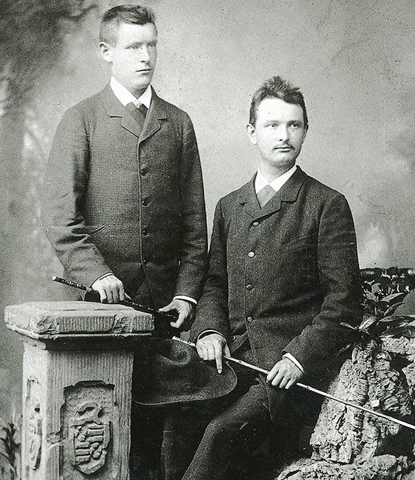 Роберт Бош (Robert Bosch) братья