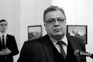Четвертый на посту - Как вчера погиб посол России в Турции Андрей Карлов