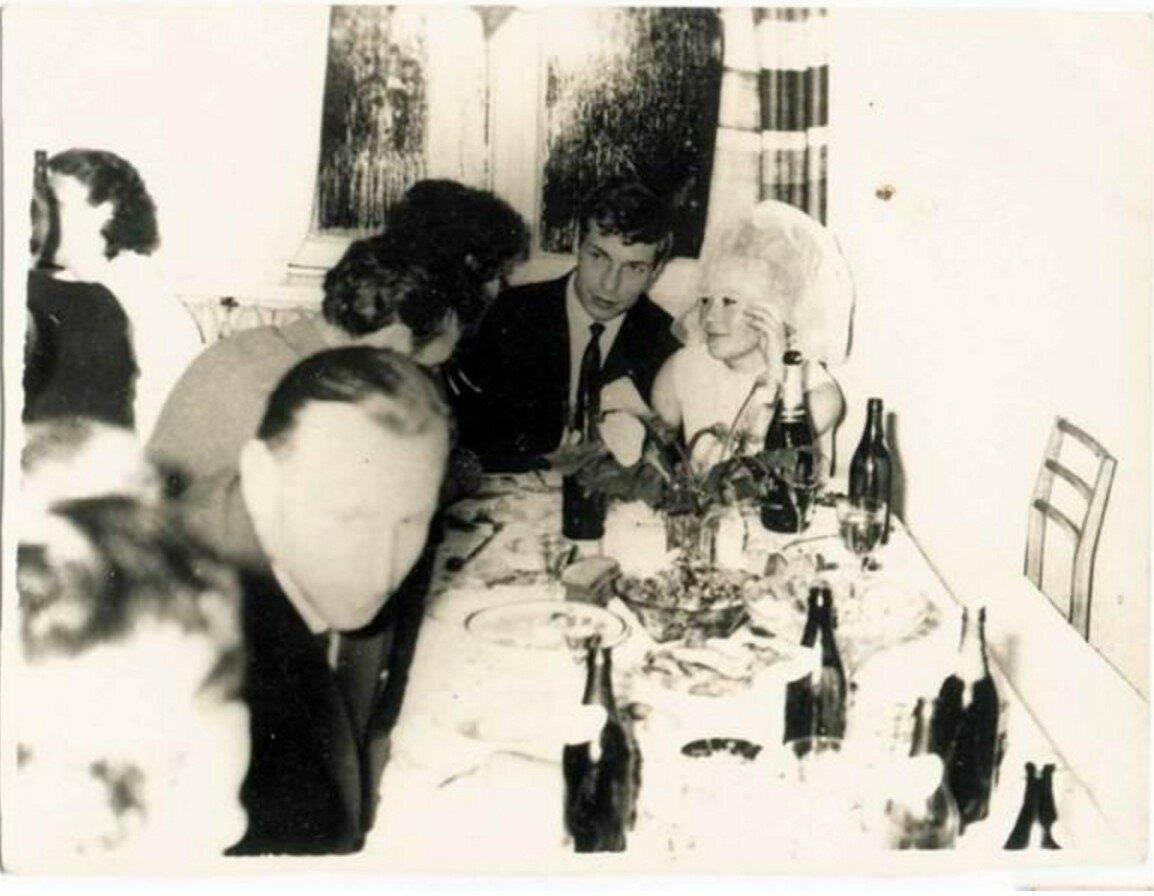 1950-е. Свадьба. Из семейных архивов первых переселенцев в Калининградскую область