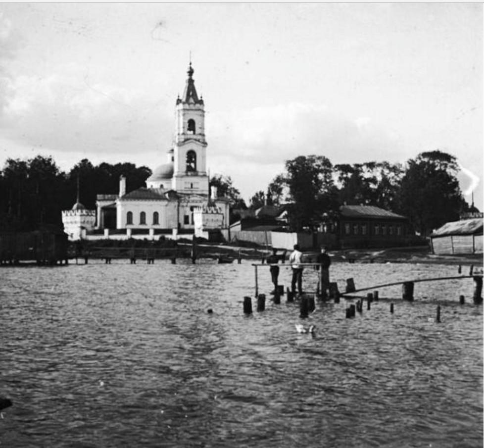 Церковь Николая Чудотворца в Косине