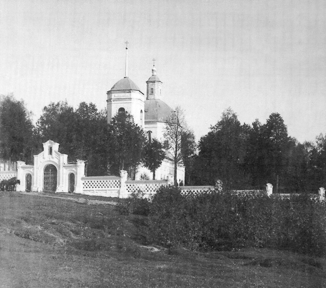 Церковь Гурия, Самона и Авивы. 1900—1915