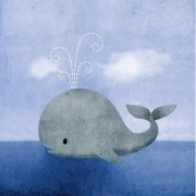 Рисунок кита