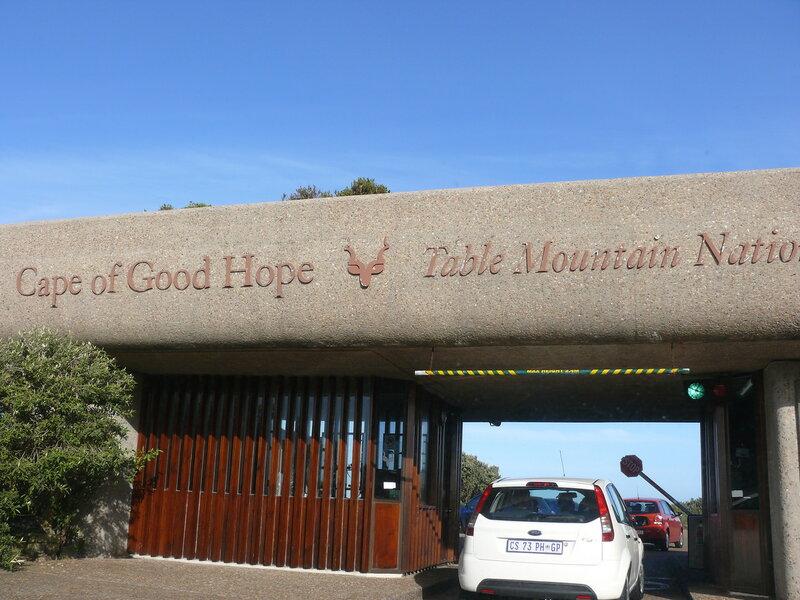ЮАР, Кейптаун, Мыс Доброй Надежды
