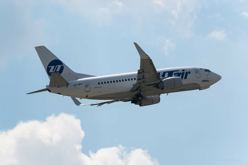 Boeing 737-524 (VQ-BPS) ЮТэйр 0580_D804517