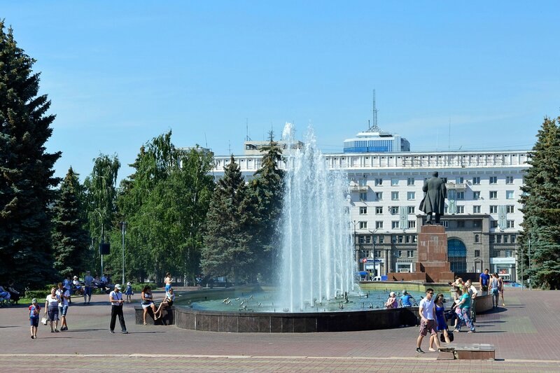 Челябинск 2016 Фото