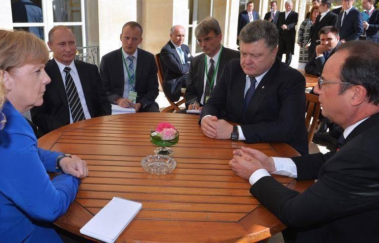 Порошенко на переговорах в Берлине достиг максимум возможного в сложившихся условиях, - Саакашвили