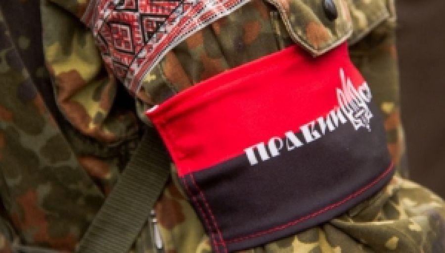 9-го мая львовские активисты обеспечили общине покой