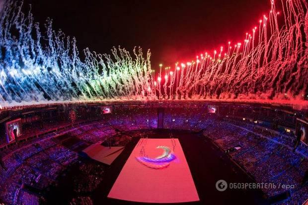 В Рио-де-Жанейро стартовали Паралимпийские игры (фото)
