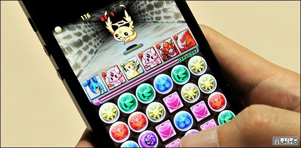 Япония переходит на портативные электронные игры