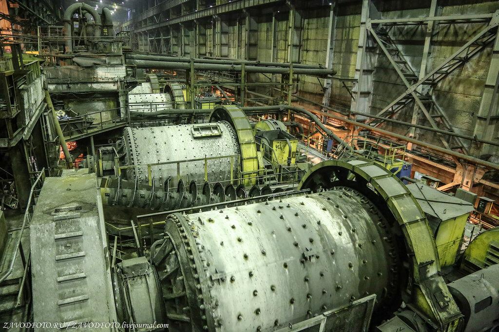 Оборудование обогатительной фабрики в Сарапул роликовый дробилка б/у сыпучих