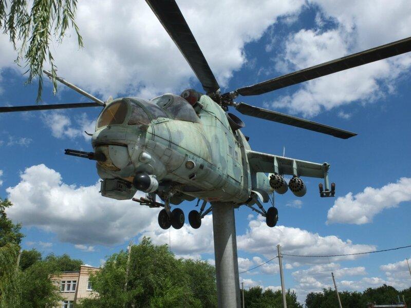 Хворостянка, Безенчук аэродром 325.JPG