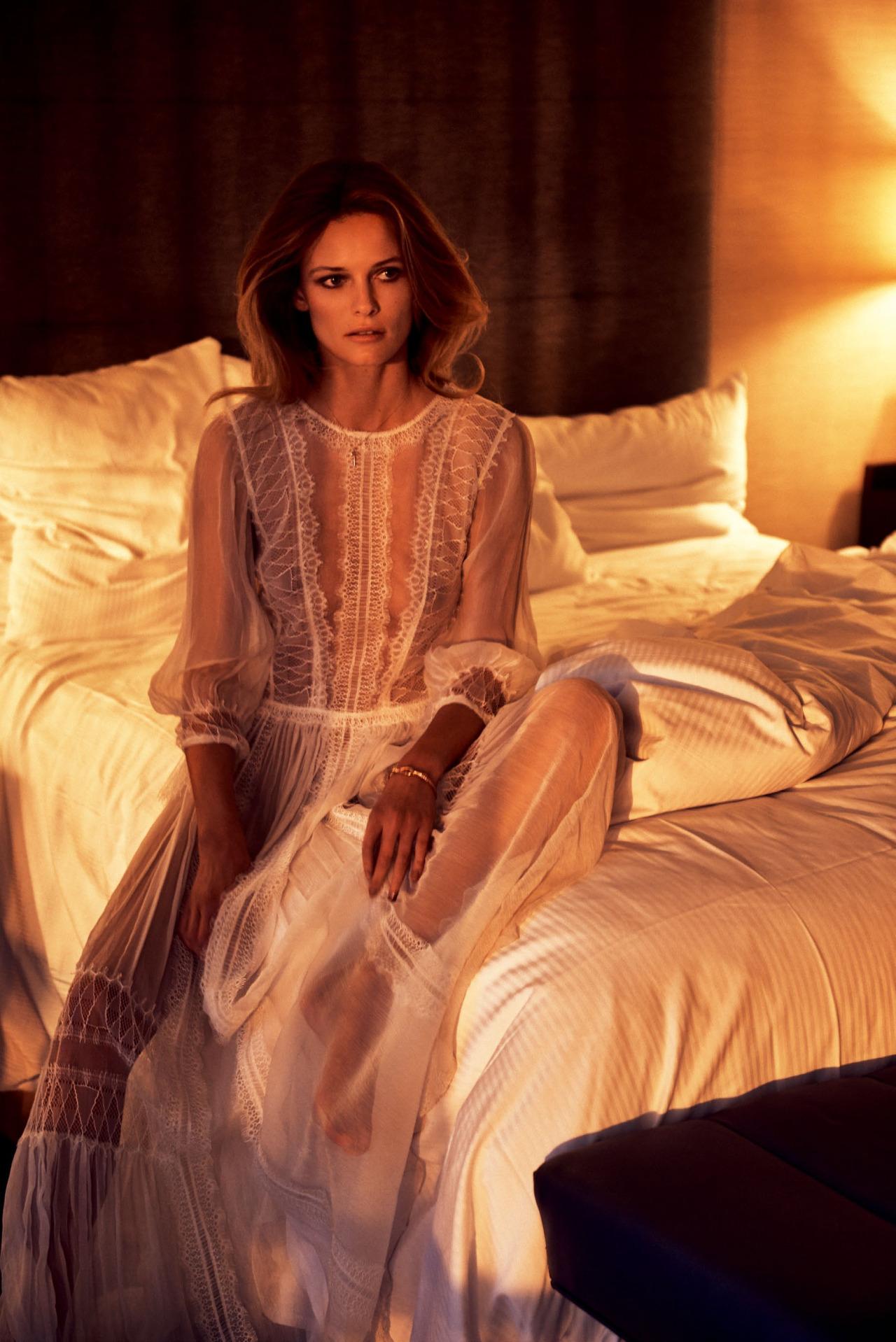 Vogue Japan July 2016 Edita Vilkeviciute by Lachlan Bailey
