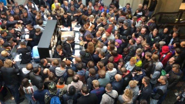Продажи нового iPhone 7 в Российской Федерации двухкратно возросли