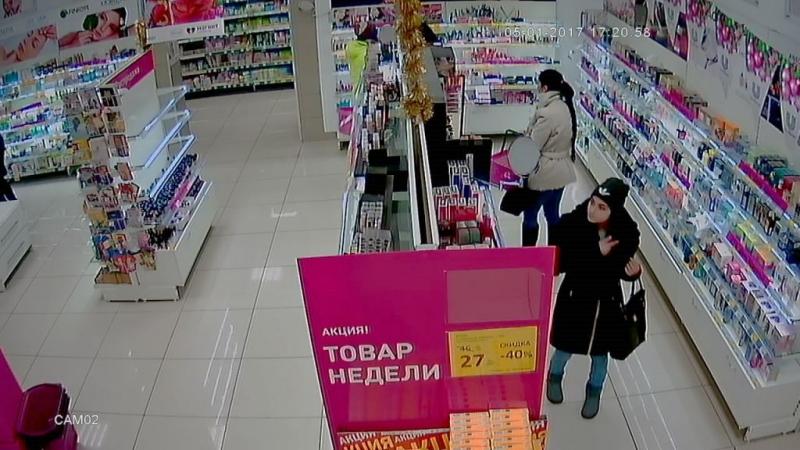 Цыганок, обокравших магазин косметики вГородце, разыскивают полицейские