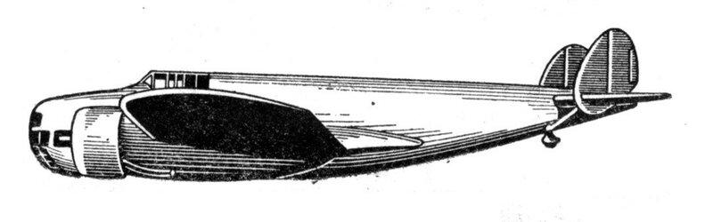 Силуэты итальянских самолетов (1939) 022