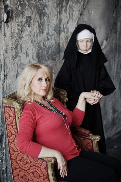 Фотопроект «Оборотная сторона материнской любви» от Анны Радченко