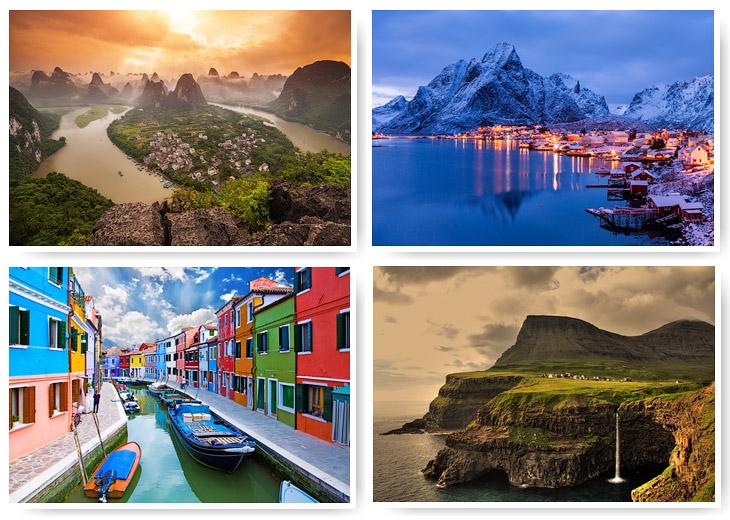 Церматт, Швейцария 1. Церматт — деревня и один из самых известных курортов в Швейцарии, практич