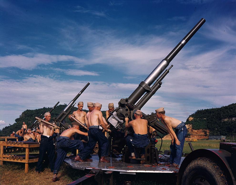 4. 69-й полк береговой артиллерии.