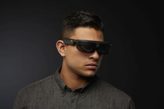 ODG R – новые очки дополненной реальности. На прошедшей выставке дебютировало сразу две модели