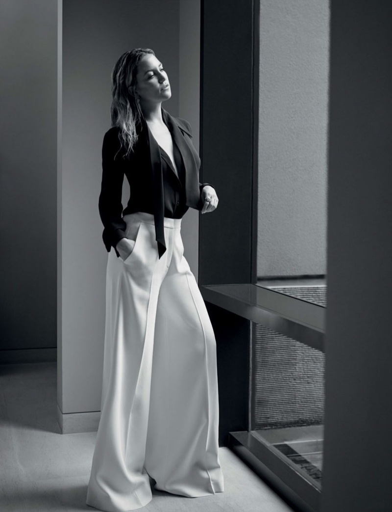 Кейт Хадсон в Harper's Bazaar Singapore