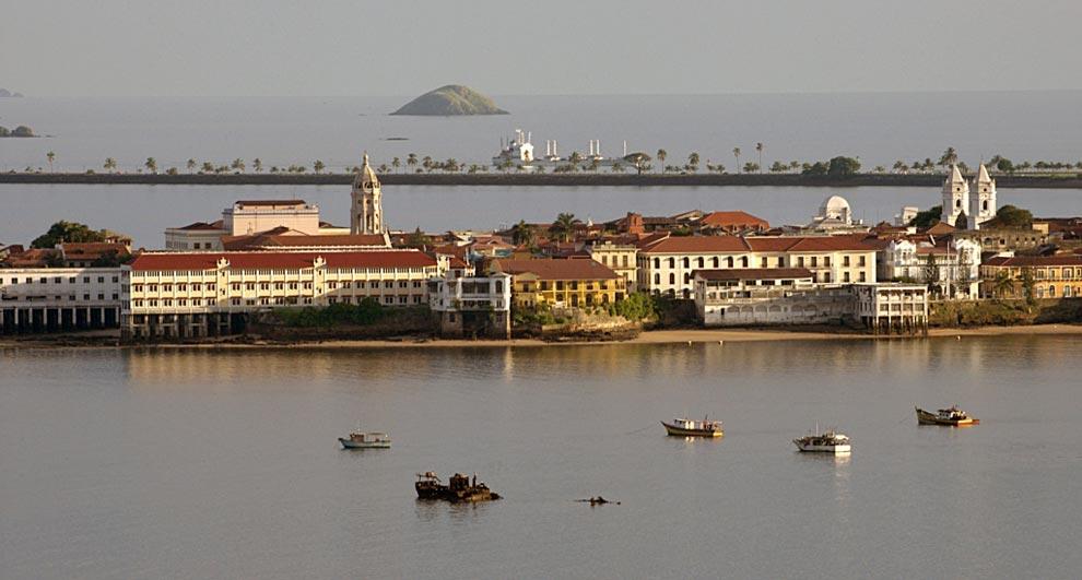 5. Этот испанский город в Панаме был основан в 1519 году. В 1671 году он подвергся разграблению и бы