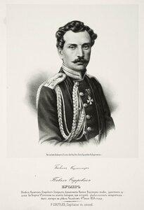 Павел Федорович Кутлер, штабс-капитан Егерского генерал-адъютанта Князя Воронцова полка