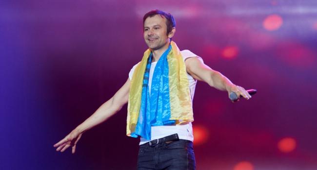 Святослав Вакарчук исполнит главную роль в кинофильме Романа Балаяна