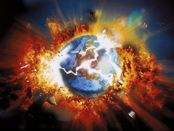 Ученые назвали самые настоящие сценарии конца света