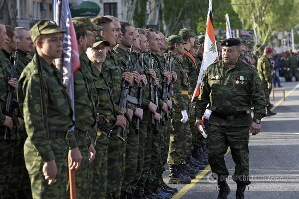 Умер один иранены семь боевиков— Восток Украины