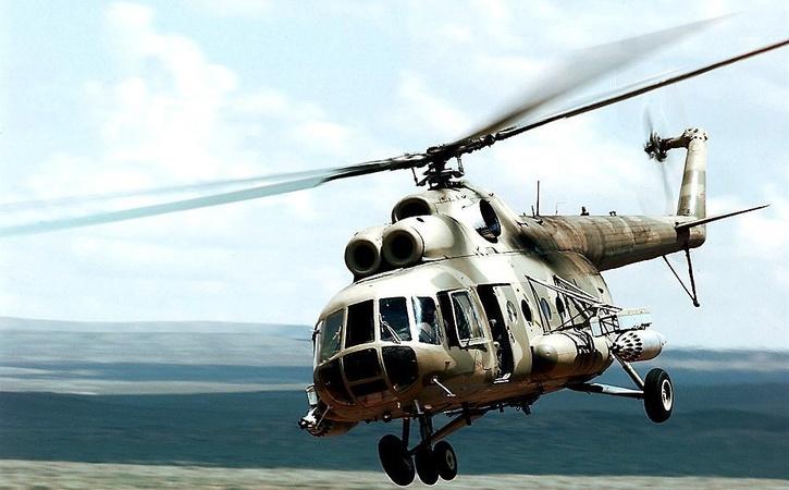Крушение вертолета Ми-8 вПодмосковье: предполагаемая причина— отказ мотора