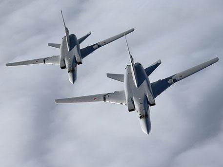 Исландские пилоты сказали осближении сбомбардировщиками изРФ