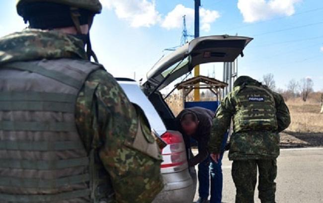 Занеделю наблокпостах Донецкой области задержано 24 боевика «ДНР»