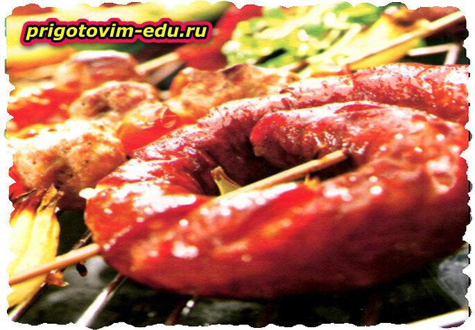 Огненная колбаска