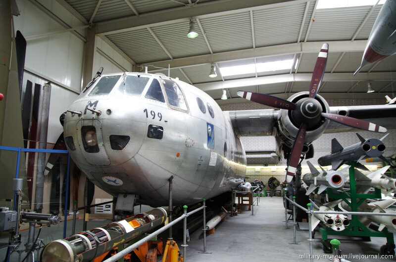 Авиация в Военном музее Кобленца