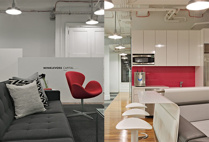 The visual design of an office can have a huge impact on the way employees respond to their work env
